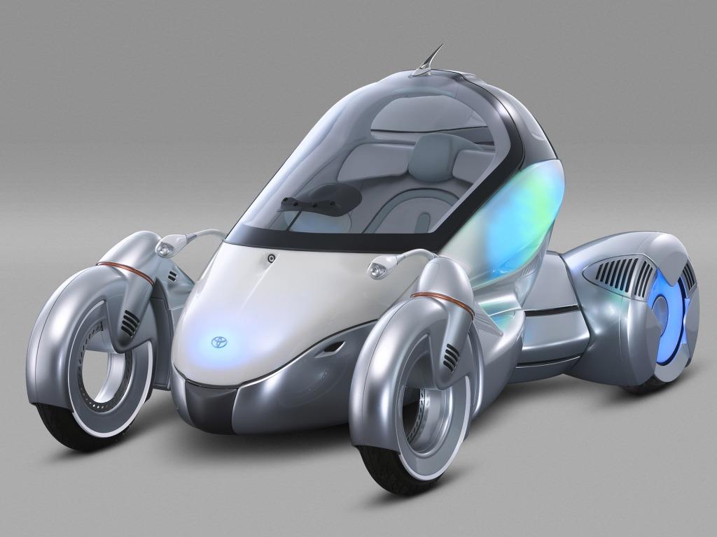 Toyota PM Concept (2003)