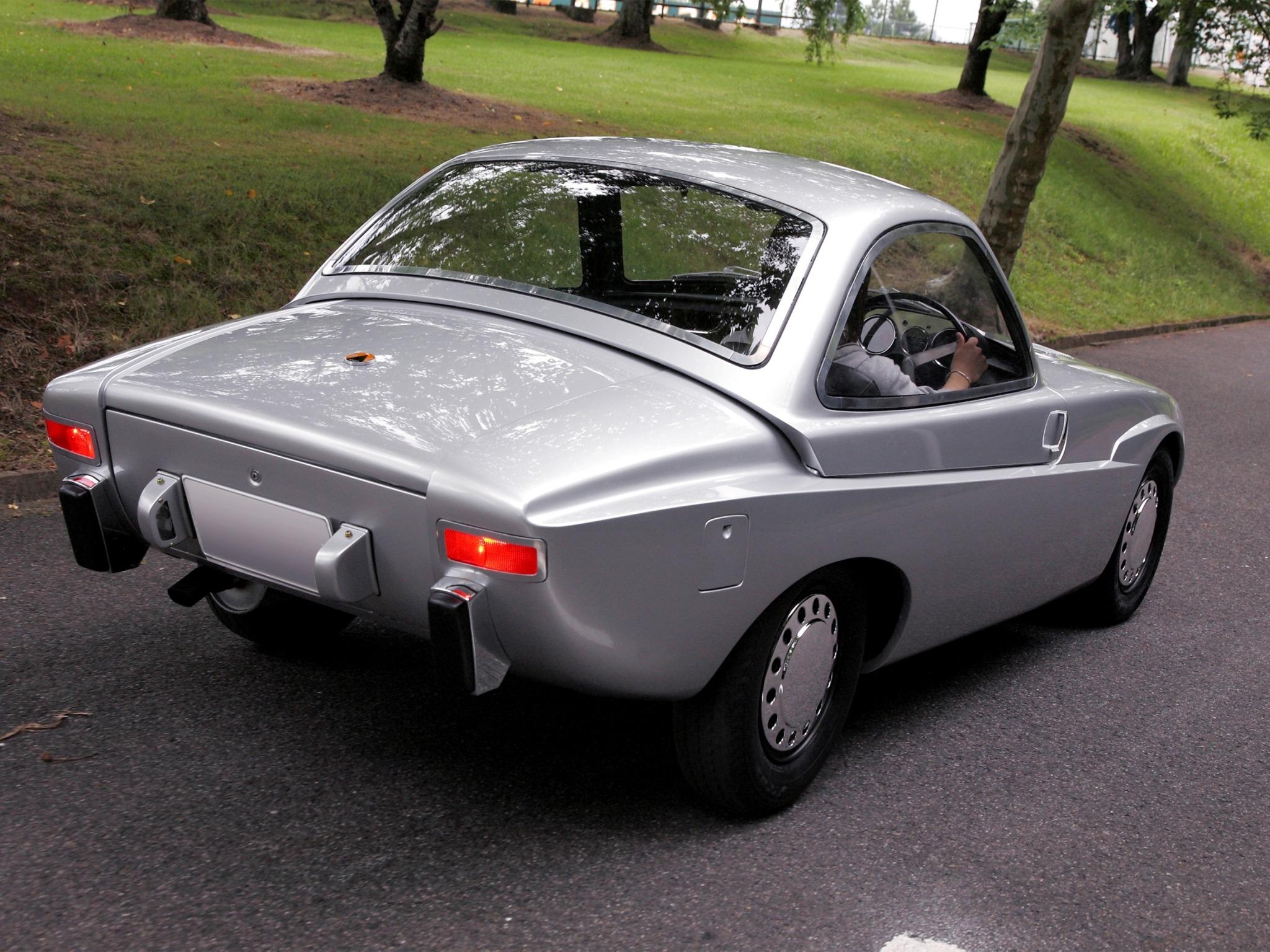Toyota Publica Sports Concept (1962)