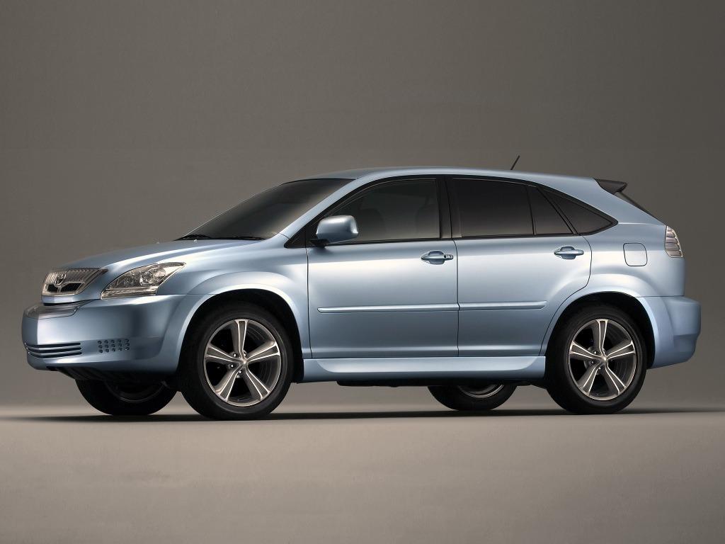 Toyota SU-HV1 Concept (2003)