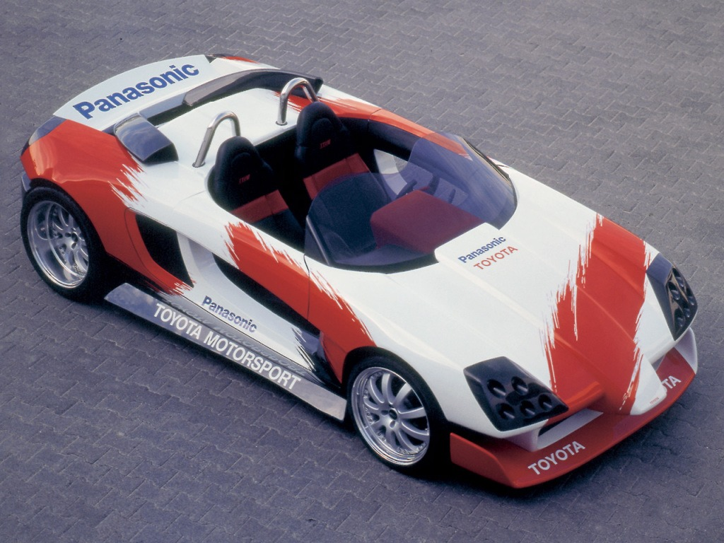 Toyota TTR Street Affair Concept (2001) – Old Concept Cars