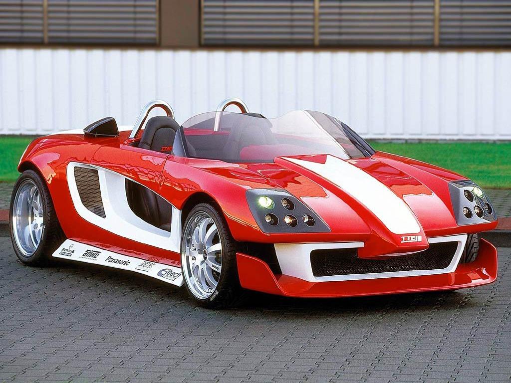 Toyota TTR Street Affair Concept (2001)