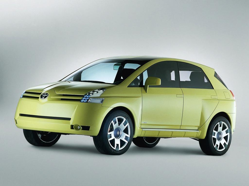 Toyota UUV Concept (2002)