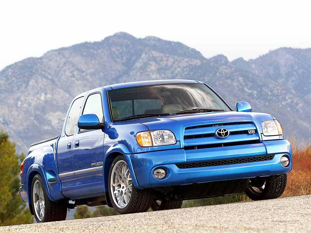 TRD Toyota Tundra Stepside Concept (2002)