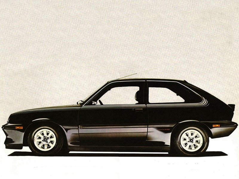 Vauxhall Chevette Black Magic Show Car (1979)