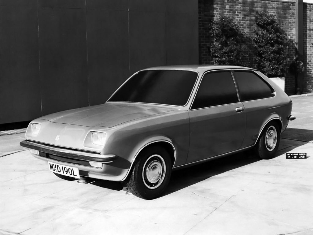 Vauxhall Chevette Hatchback (1973)
