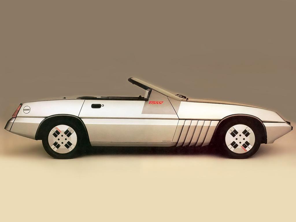 Vauxhall Equus Concept (1978)
