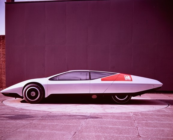 Vauxhall Srv Concept 1970 Old Concept Cars