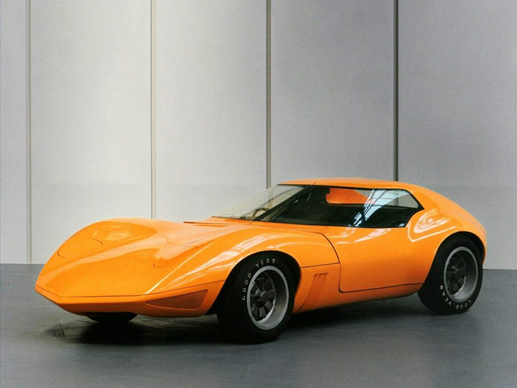 Vauxhall XVR Concept (1966)
