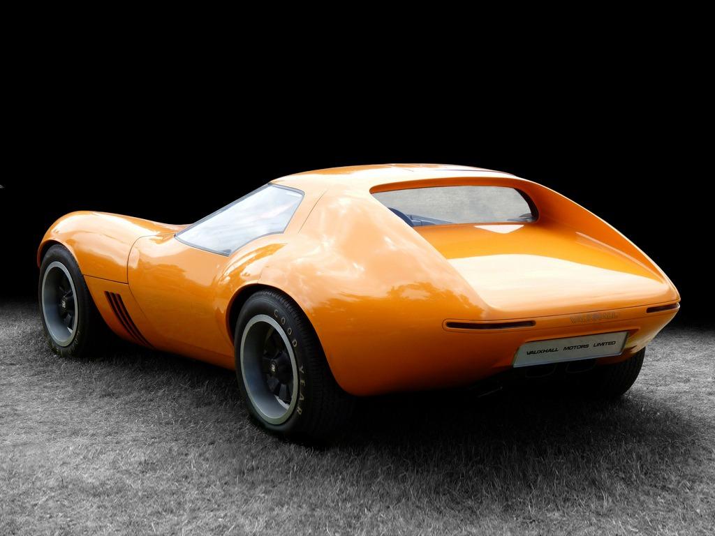 382. Vauxhall xvr 1966 (Prototype Car) - YouTube