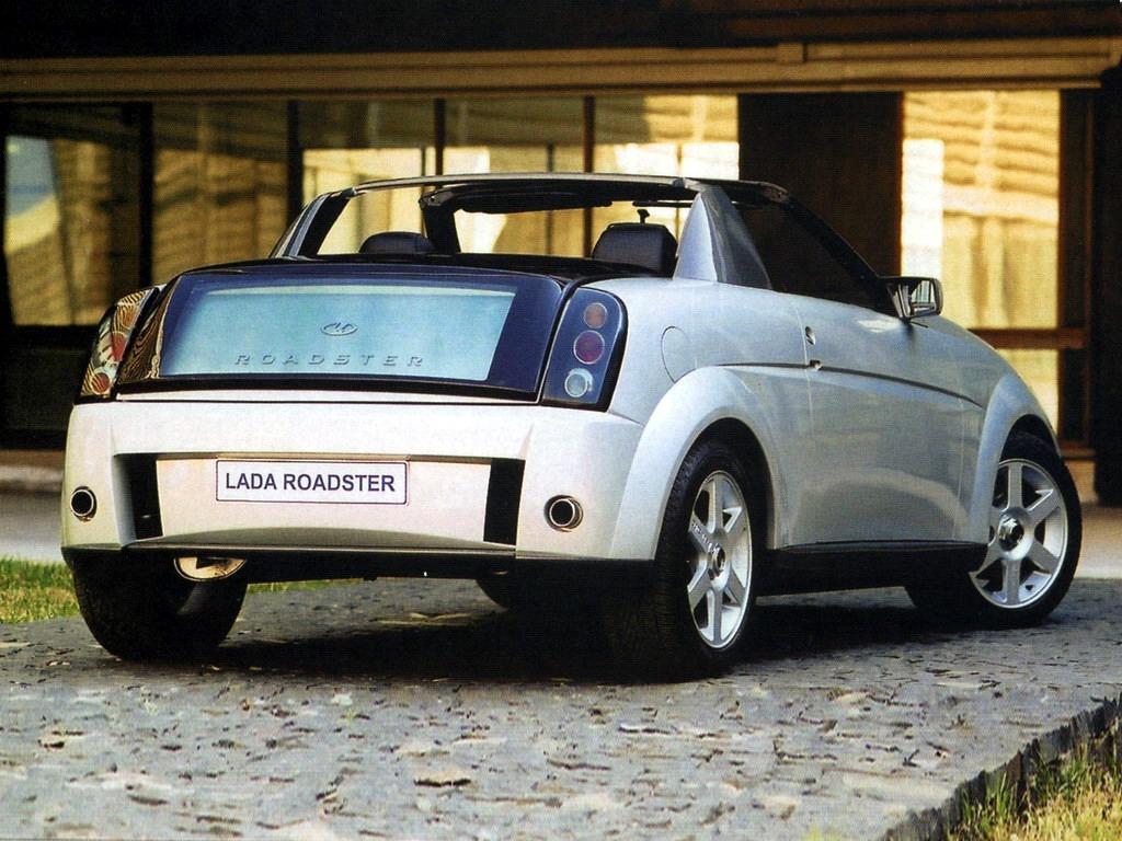 Lada Roadster Concept (2000)