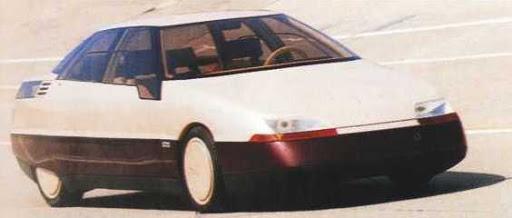 Kia Dealer Near Me >> Volanis Apollon (1984) - Old Concept Cars