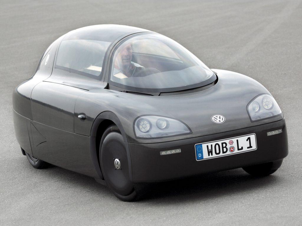 Volkswagen 1 Liter Car Concept (2003)