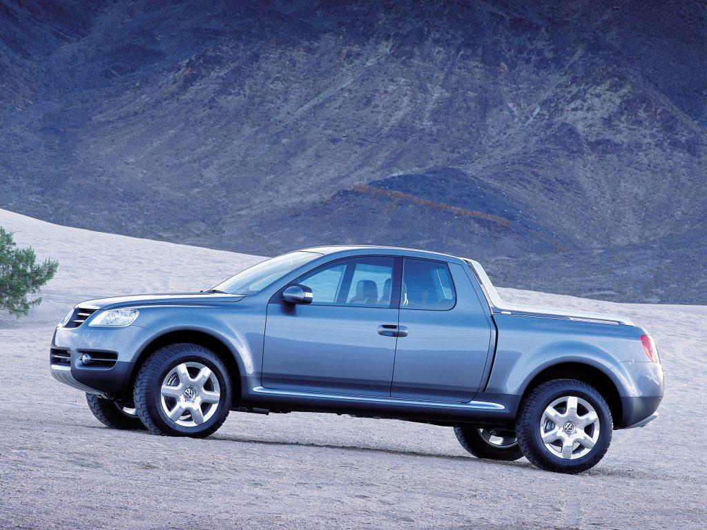 Volkswagen AAC Concept (2000)