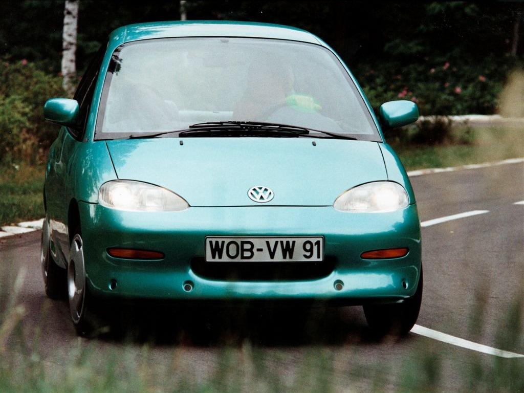 Volkswagen Chico Concept