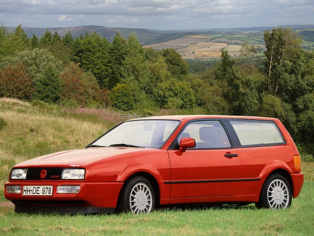 Volkswagen Corrado Magnum by MAG (1989)