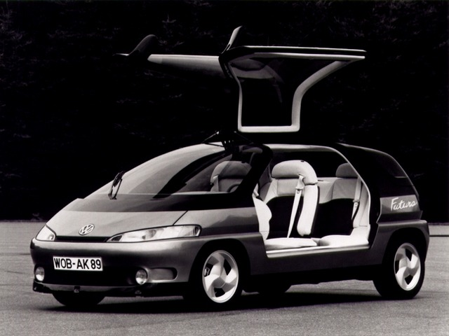 Volkswagen Futura Concept (1989)