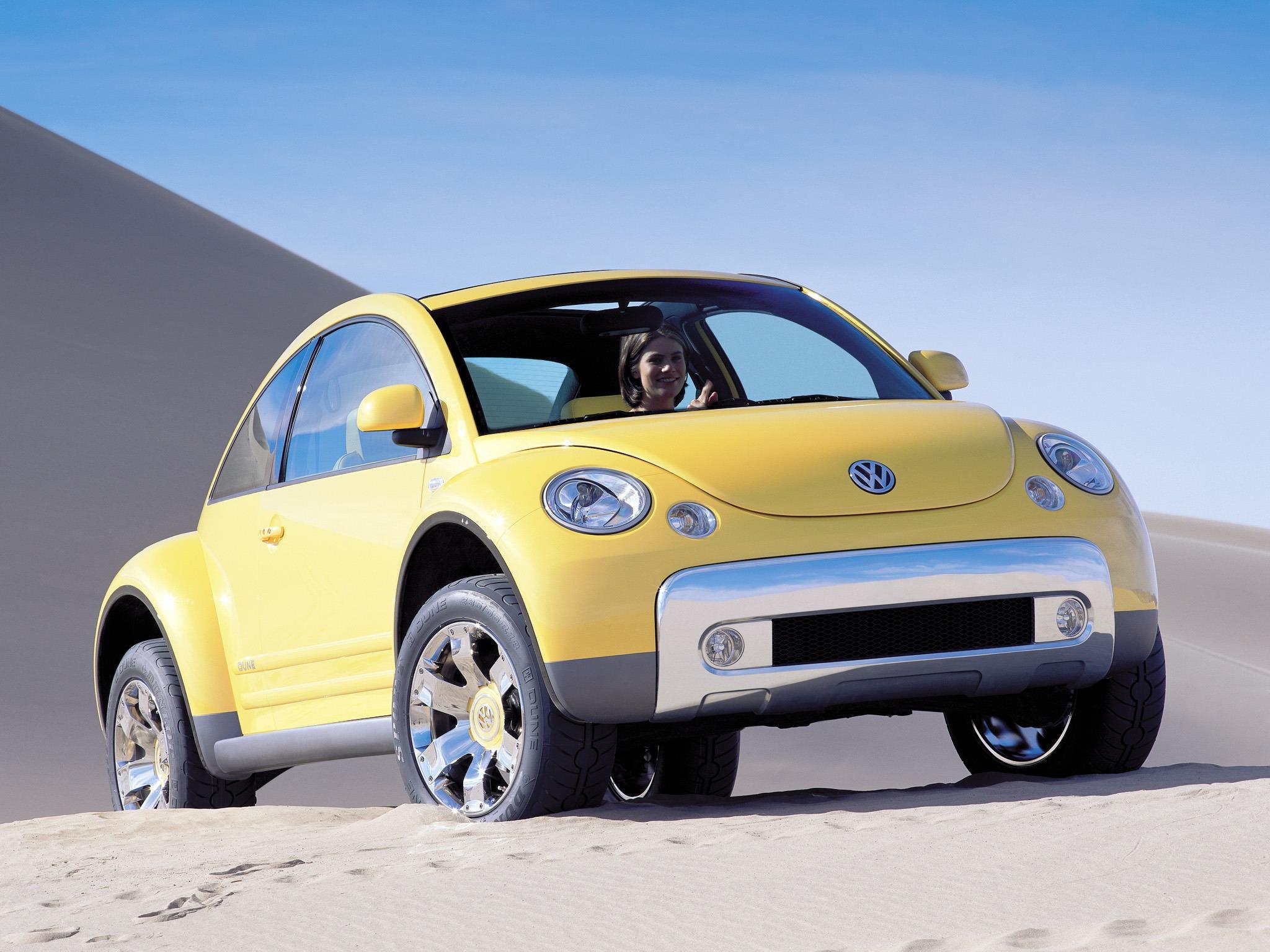 volkswagen new beetle dune concept old concept cars. Black Bedroom Furniture Sets. Home Design Ideas