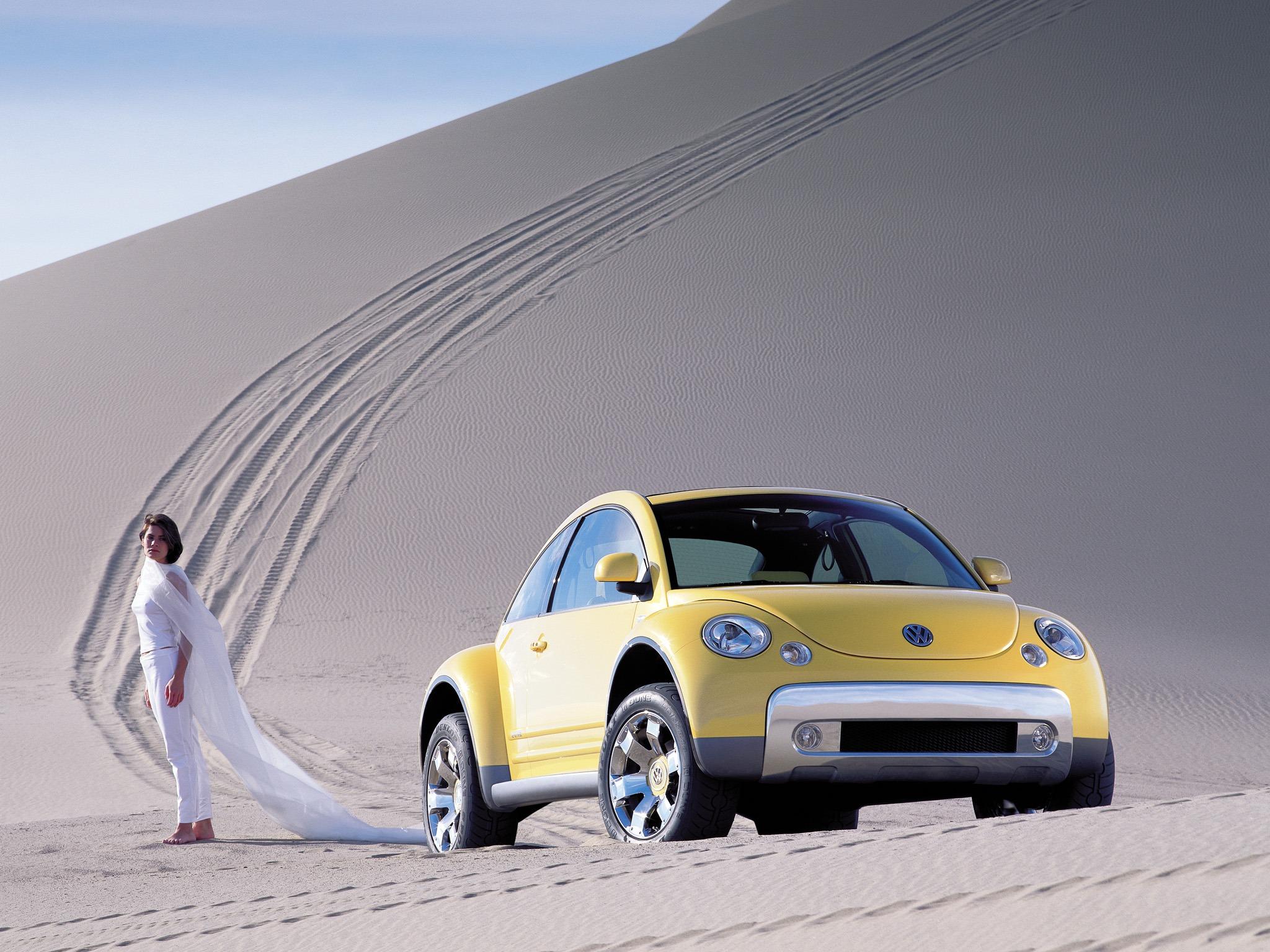 Subaru Dealer Near Me >> Volkswagen New Beetle Dune Concept - Old Concept Cars
