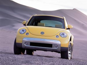 Design: Studie New Beetle Dune (2000)
