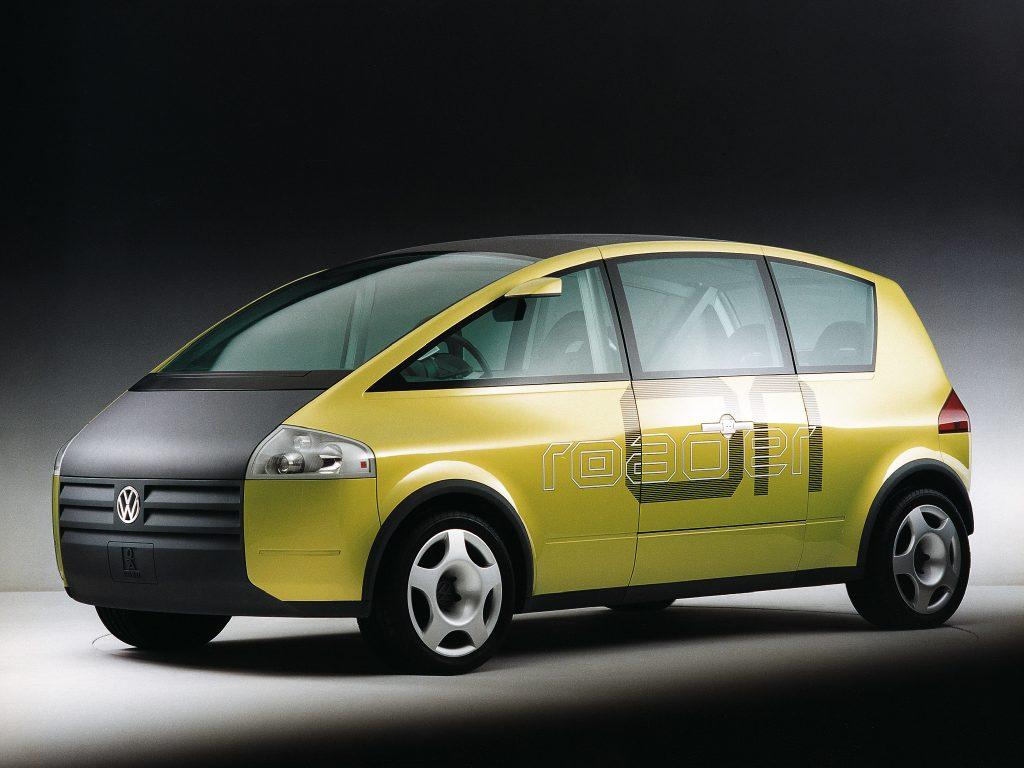 Volkswagen Noah Concept (1995)