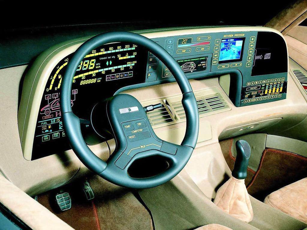 volkswagen orbit concept 1986 old concept cars. Black Bedroom Furniture Sets. Home Design Ideas
