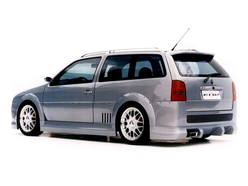 Volkswagen Parati EDP Concept (1996)