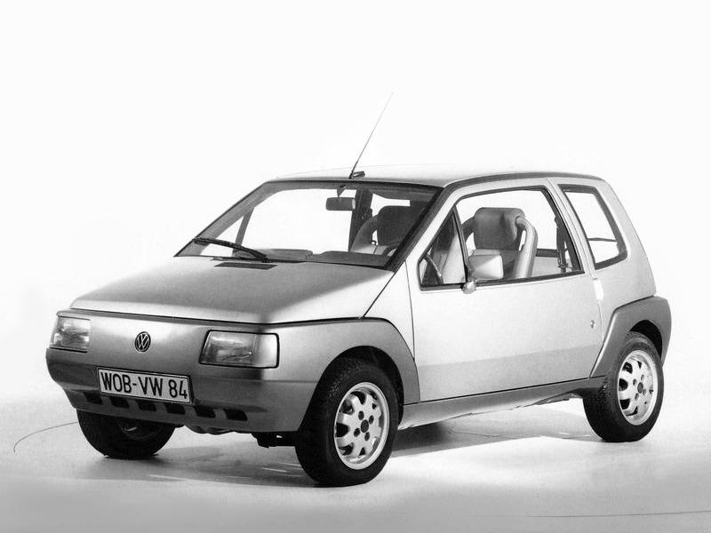 Volkswagen Student Concept (1983)