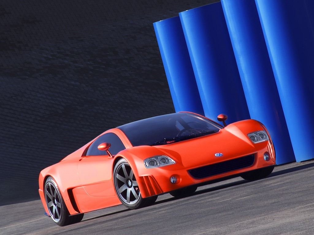 Volkswagen W Coupe Concept Old Concept Cars - Cool cars made in 2001