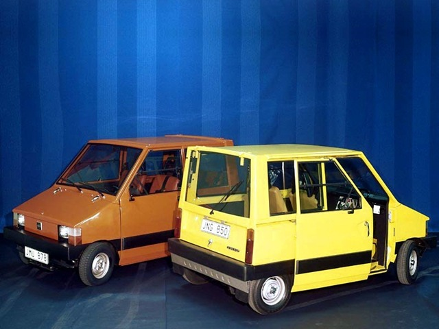 volvo electric car 1977 old concept cars. Black Bedroom Furniture Sets. Home Design Ideas