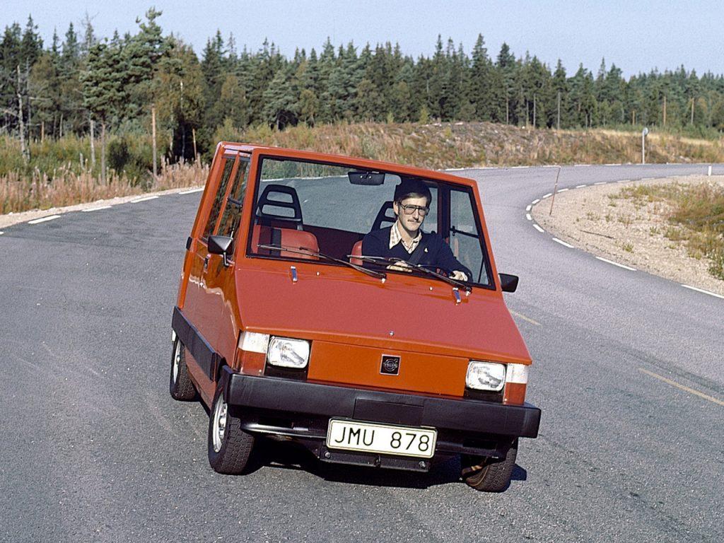 Volvo Electric Car (1977)