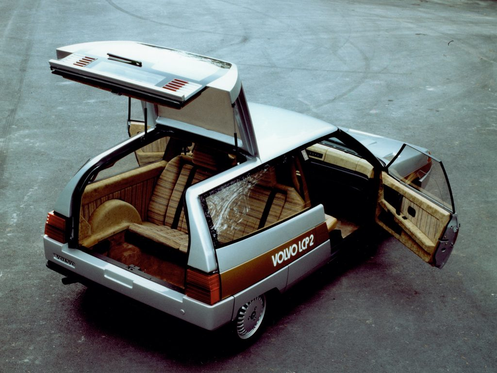 Volvo LCP Concept (1983)