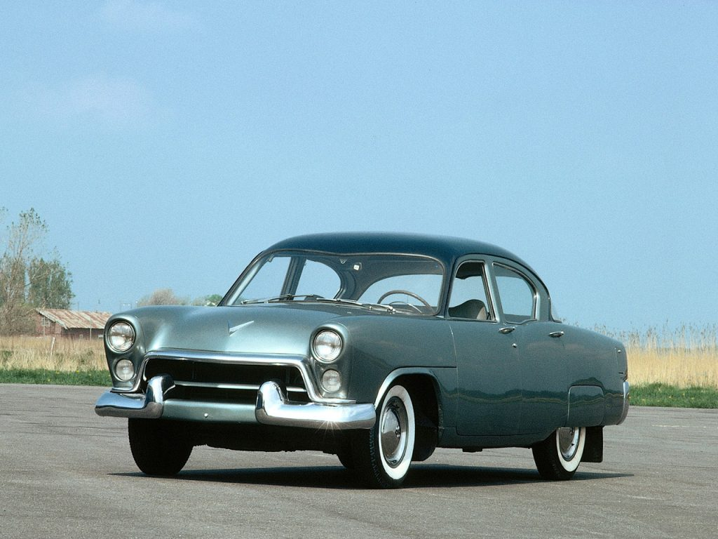 Volvo Philip Concept Car (1953)
