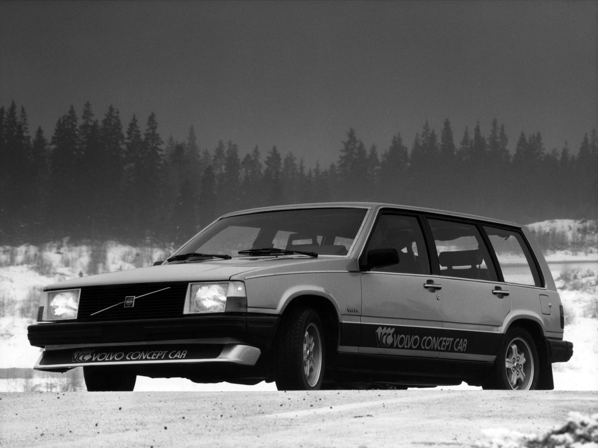 Volvo VCC (1980) – Old Concept Cars
