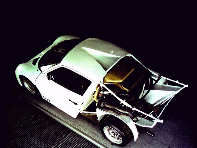 Audi Sport Quattro RS002 Group S (1986)