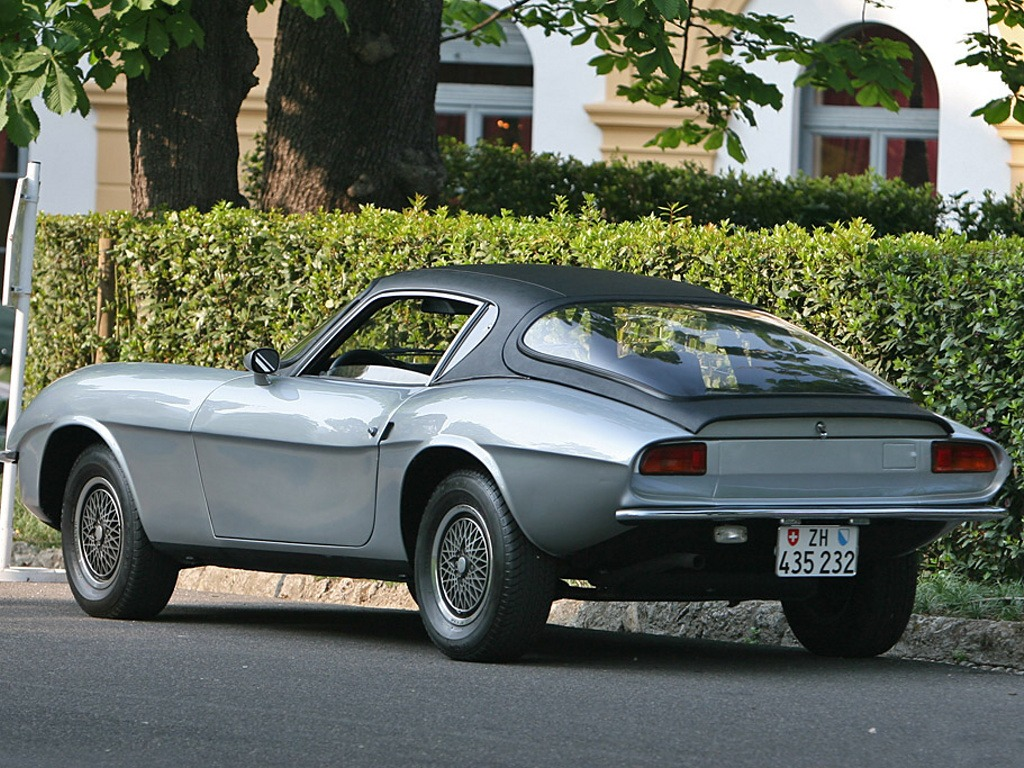 BMW Hurricane (1964) - Old Concept Cars