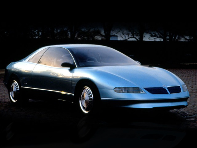 Buick Lucerne (1988) - Old Concept Cars