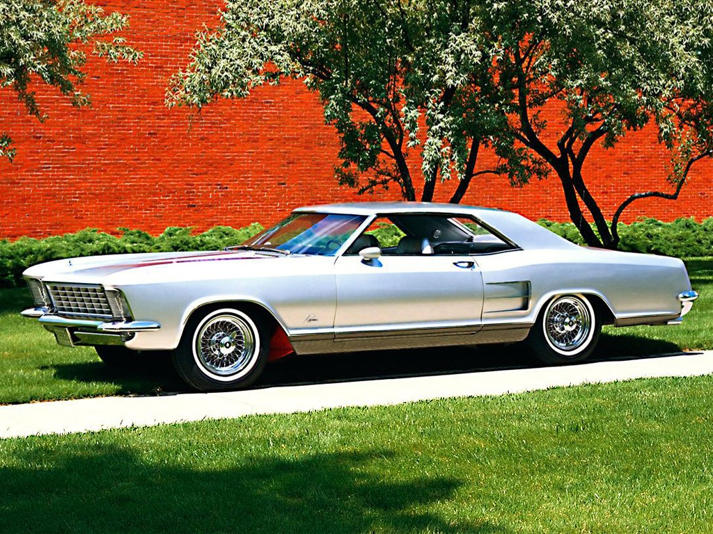 Buick Riviera Silver Arrow I (1963) - Old Concept Cars