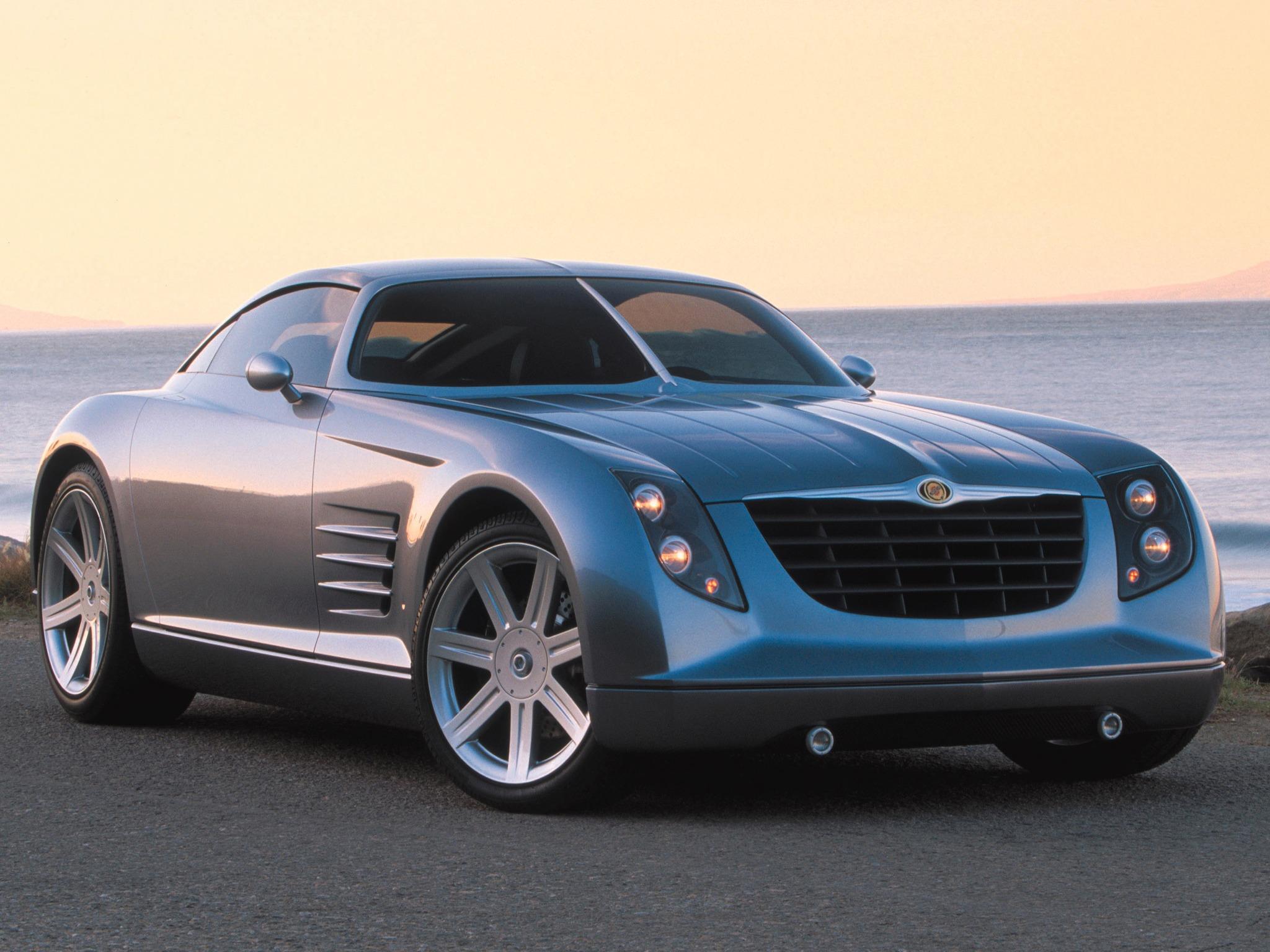 Resultado de imagen para Chrysler Crossfire del 2001