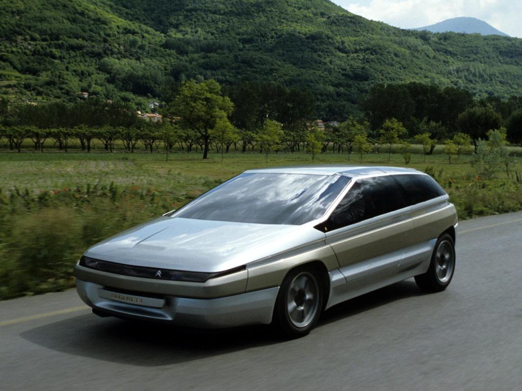 Citroën Zabrus Concept (1986)