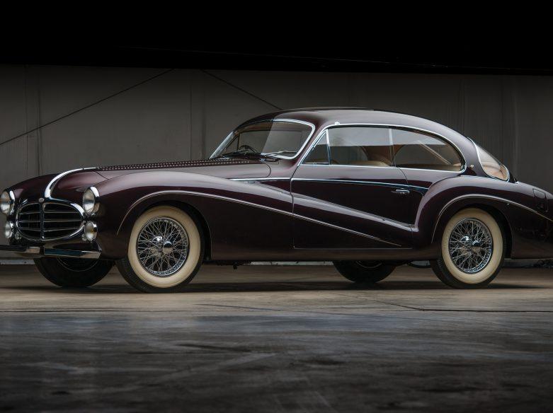 Delahaye 235 Coupe par Saoutchik (1952)