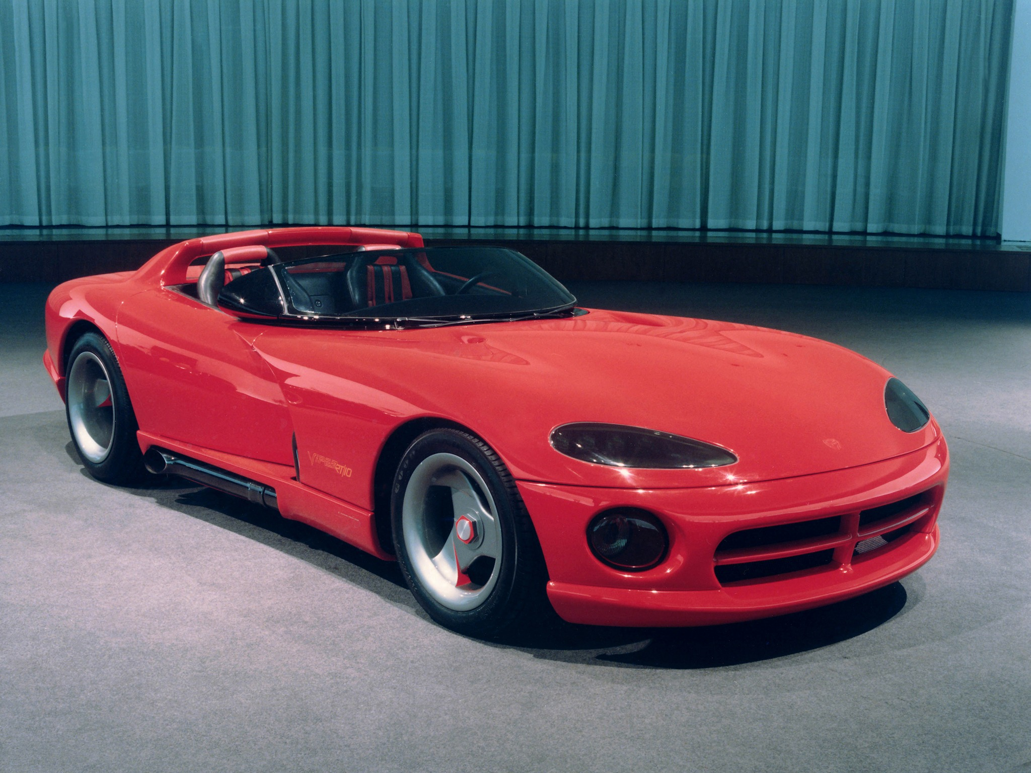 Image 39 Of 50 Dodge Viper Rt10 Concept 1989 Old Cars 1951 Buick Xp 300 Car