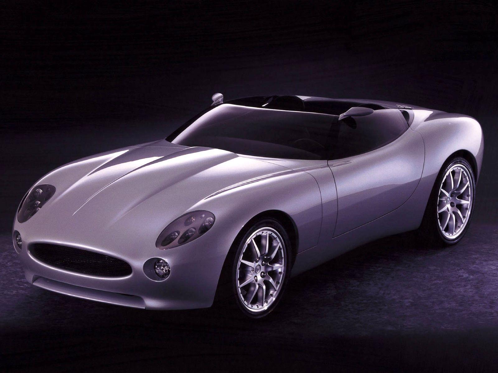 Jaguar F-Type Concept (2000) - Old Concept Cars