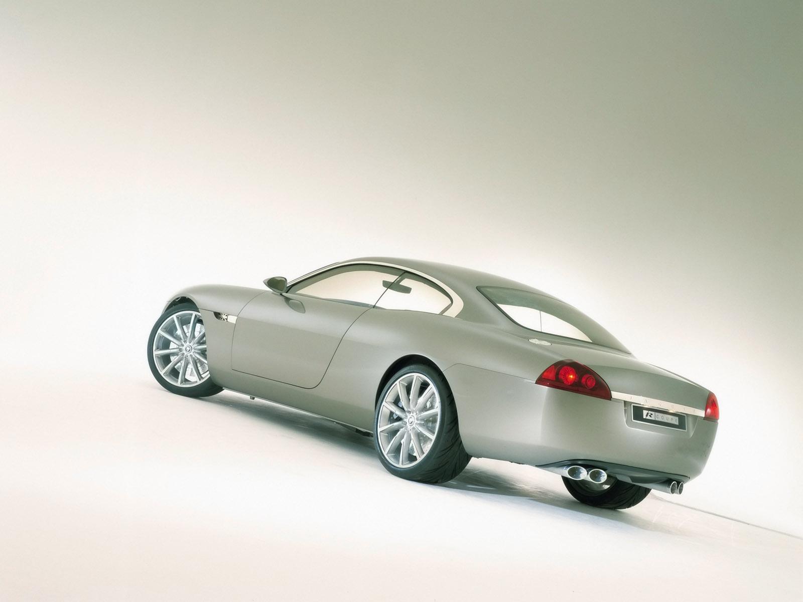 Jaguar R-Coupe Concept (2001) - Old Concept Cars