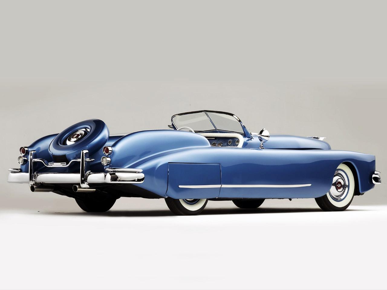 mercury bob hope special concept car (1950) – old concept cars