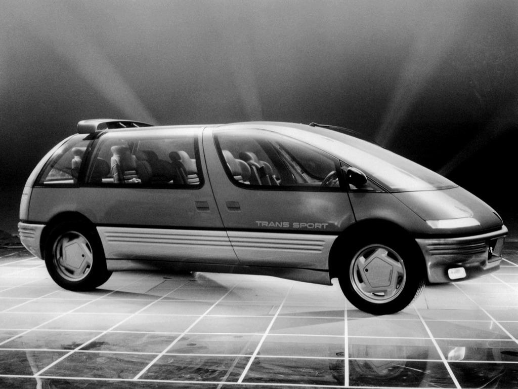 Pontiac Trans Sport Concept (1986) - Old Concept Cars