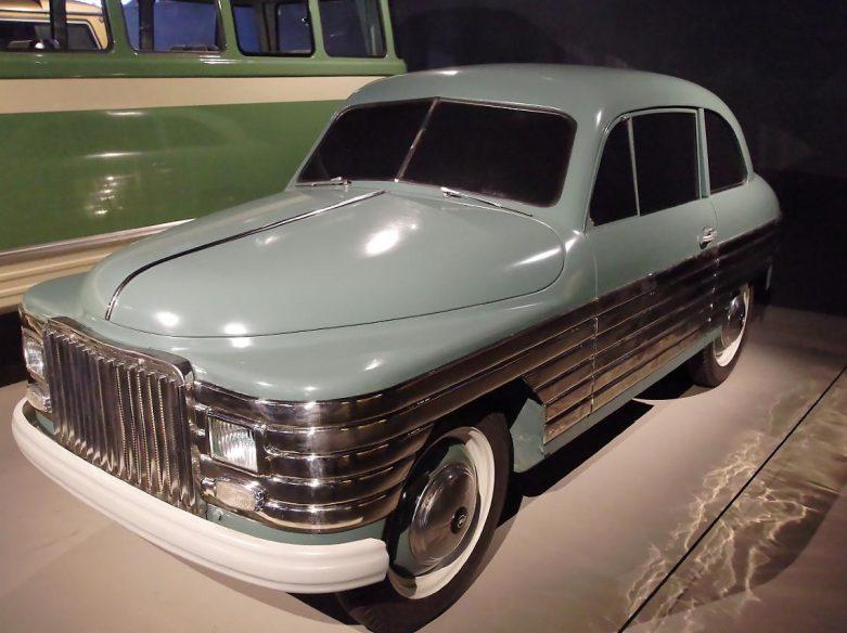 REAF-1950 / РЭАФ-50 (1950)